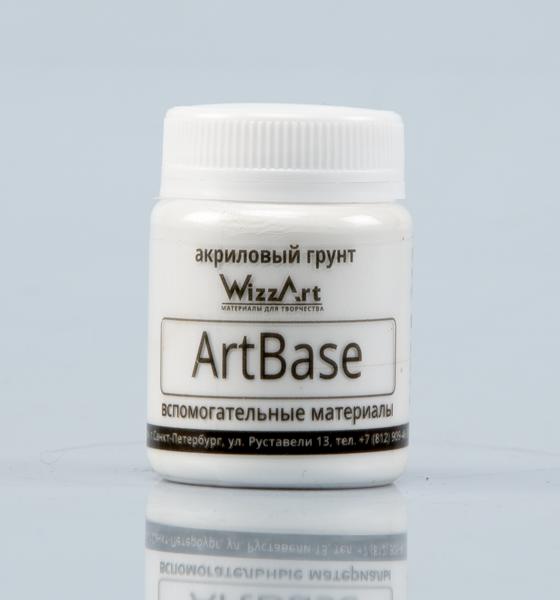 WB2 ArtBase Грунт белый  40 мл