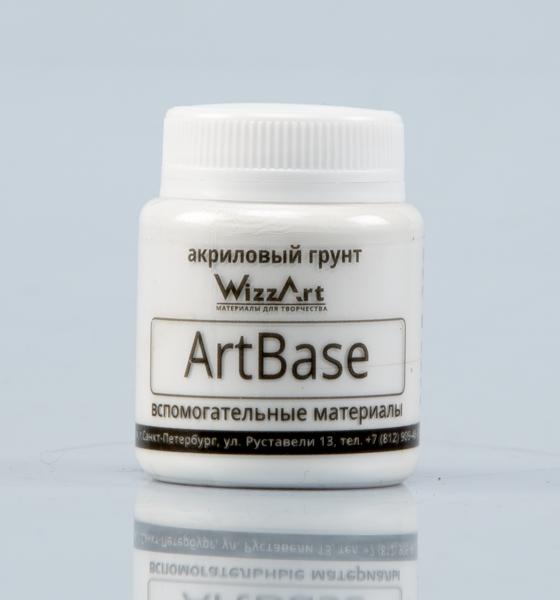 WB2 ArtBase Грунт белый  80мл 80 мл