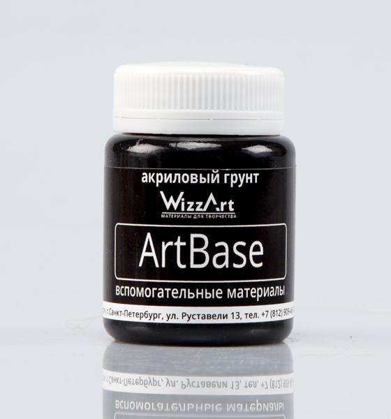 WB3 ArtBase Грунт черный 40 мл